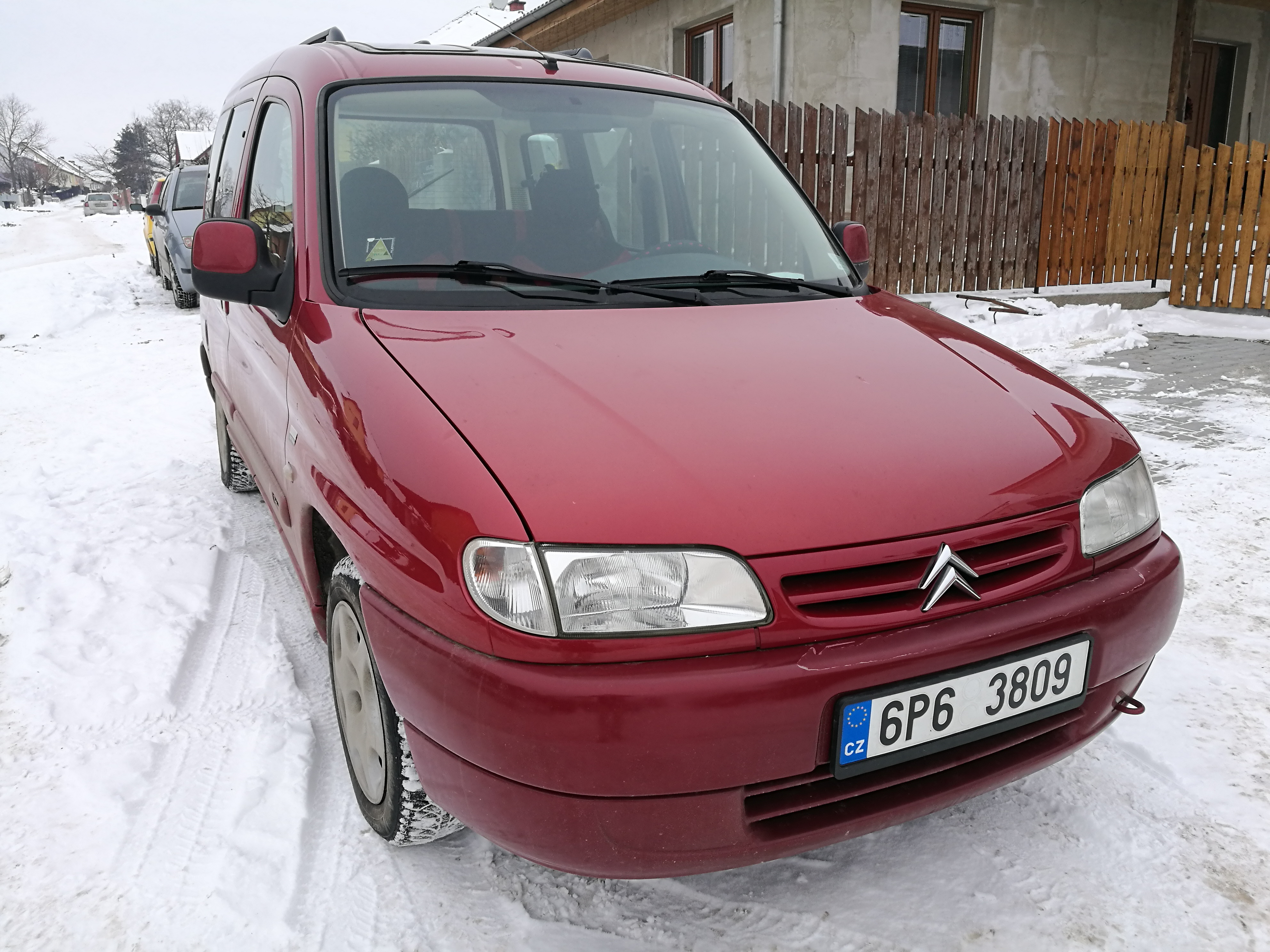 Citroen Berlingo 1.4i